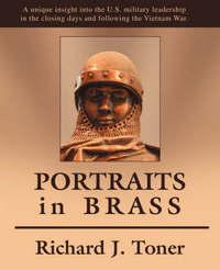 Portraits in Brass by Richard J Toner