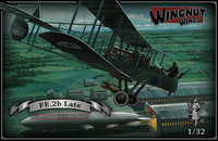 Wingnut Wings 1/32 Fe.2B Late Model Kit