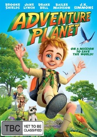 Adventure Planet on DVD