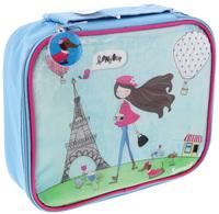 Spencil Lunch Box - Paris Girl