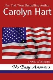 No Easy Answers by Carolyn Hart