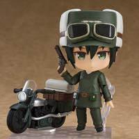 Kino's Journey: Nendoroid Kino & Hermes - Articulated Figure