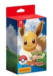 Pokemon Let's Go Eevee! Bundle for Nintendo Switch