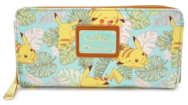Loungefly: Pokemon - Pikachu Zip-Around Wallet