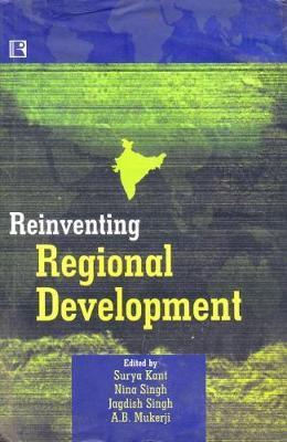 Reinventing Regional Development by Surya Kant image