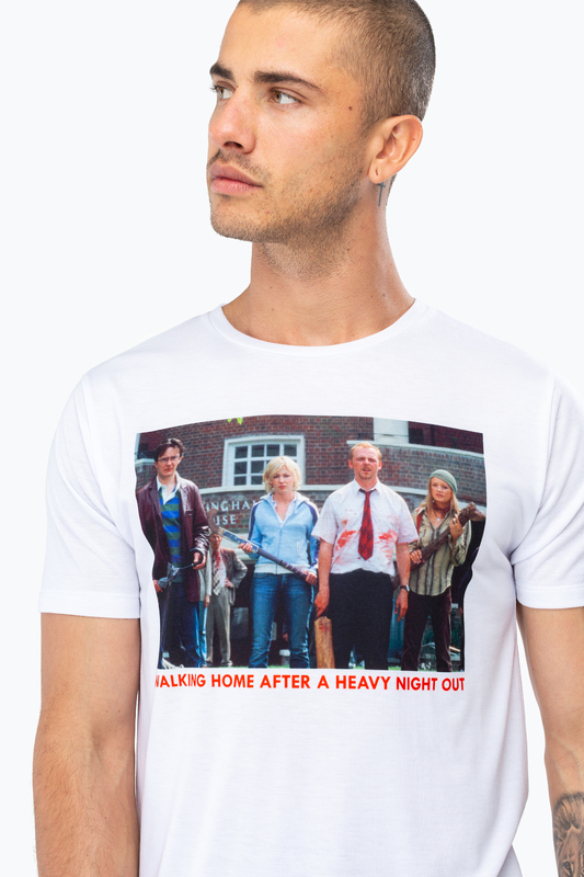 Just Hype: Mens T-Shirt - Shaun of the Dead M