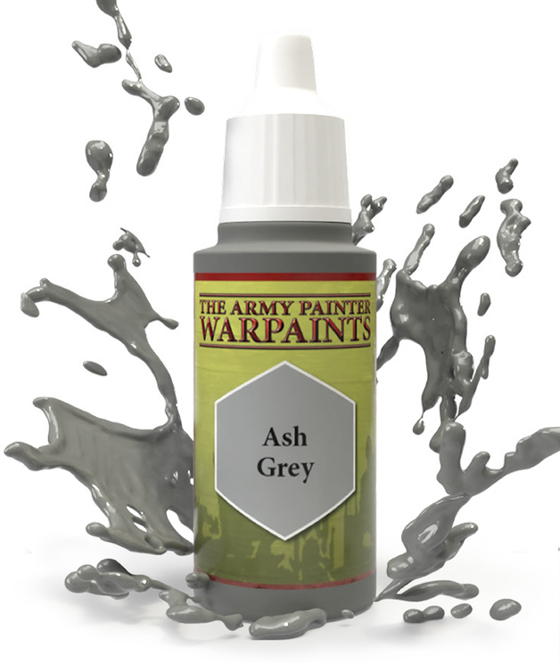 Army Painter: Warpaints - Ash Grey