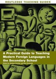 A Practical Guide to Teaching Modern Foreign Languages in the Secondary School image