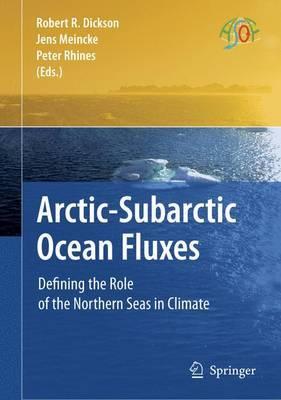 Arctic-Subarctic Ocean Fluxes image
