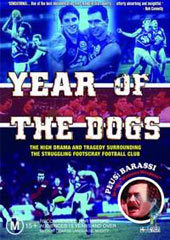 Year Of The Dogs on DVD