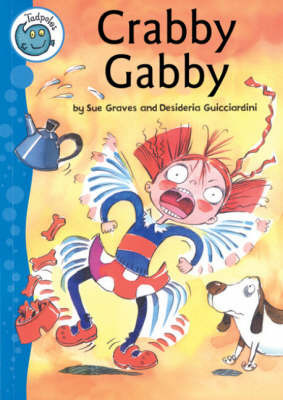 Crabby Gabby by Sue Graves