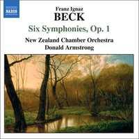Beck: Six Symphonies Op. 1 by Franz Ignaz Beck
