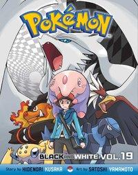 Pokemon Black and White, Vol. 19 by Hidenori Kusaka