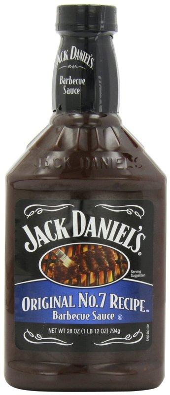 Jack Daniel's Original No.7 BBQ Sauce - 539ml