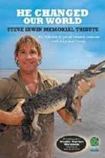 He Changed Our World - Steve Irwin Memorial Tribute (Crocodile Hunter) on DVD