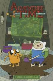 Adventure Time Original Graphic Novel Vol. 5: Graybles Schmaybles by Danielle Corsetto