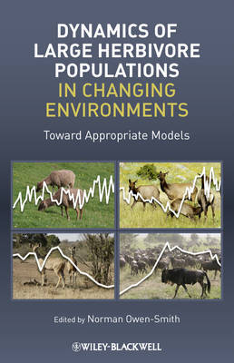 Dynamics of Large Herbivore Populations in Changing Environments by Norman Owen-Smith image