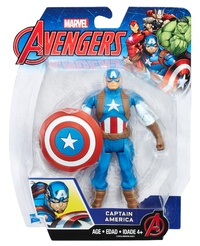 "Marvel Avengers: Captain America - 6"" Action Figure"