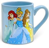 Disney: Ariel, Cinderella, & Belle Mug
