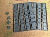 Renedra: 20mm x 20mm Paved Effect Bases