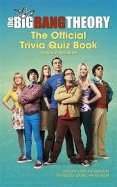 The Big Bang Theory Trivia Quiz Book by Warner Bros