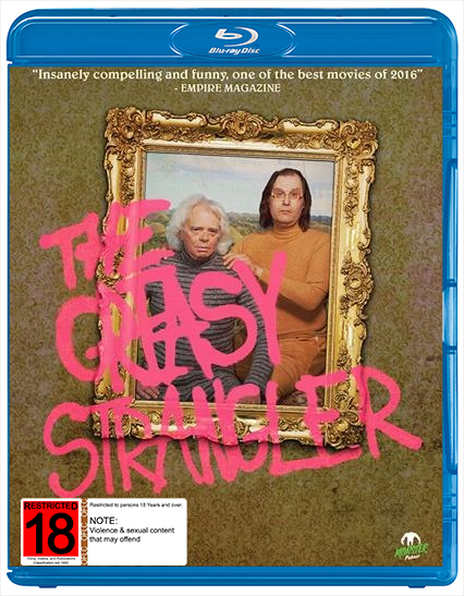 The Greasy Strangler on Blu-ray