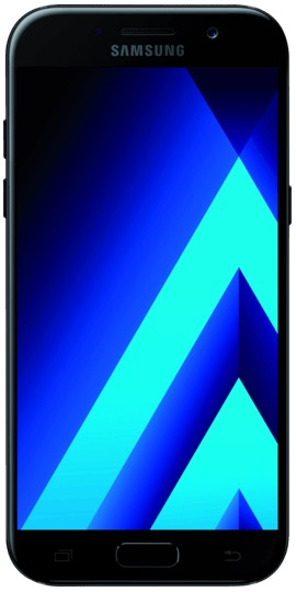 Samsung Galaxy A5 (2017) Smartphone 32GB Black
