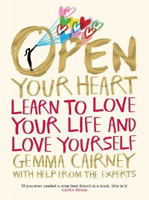 Open Your Heart by Gemma Cairney image