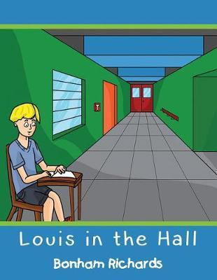 Louis in the Hall by Bonham Richards image