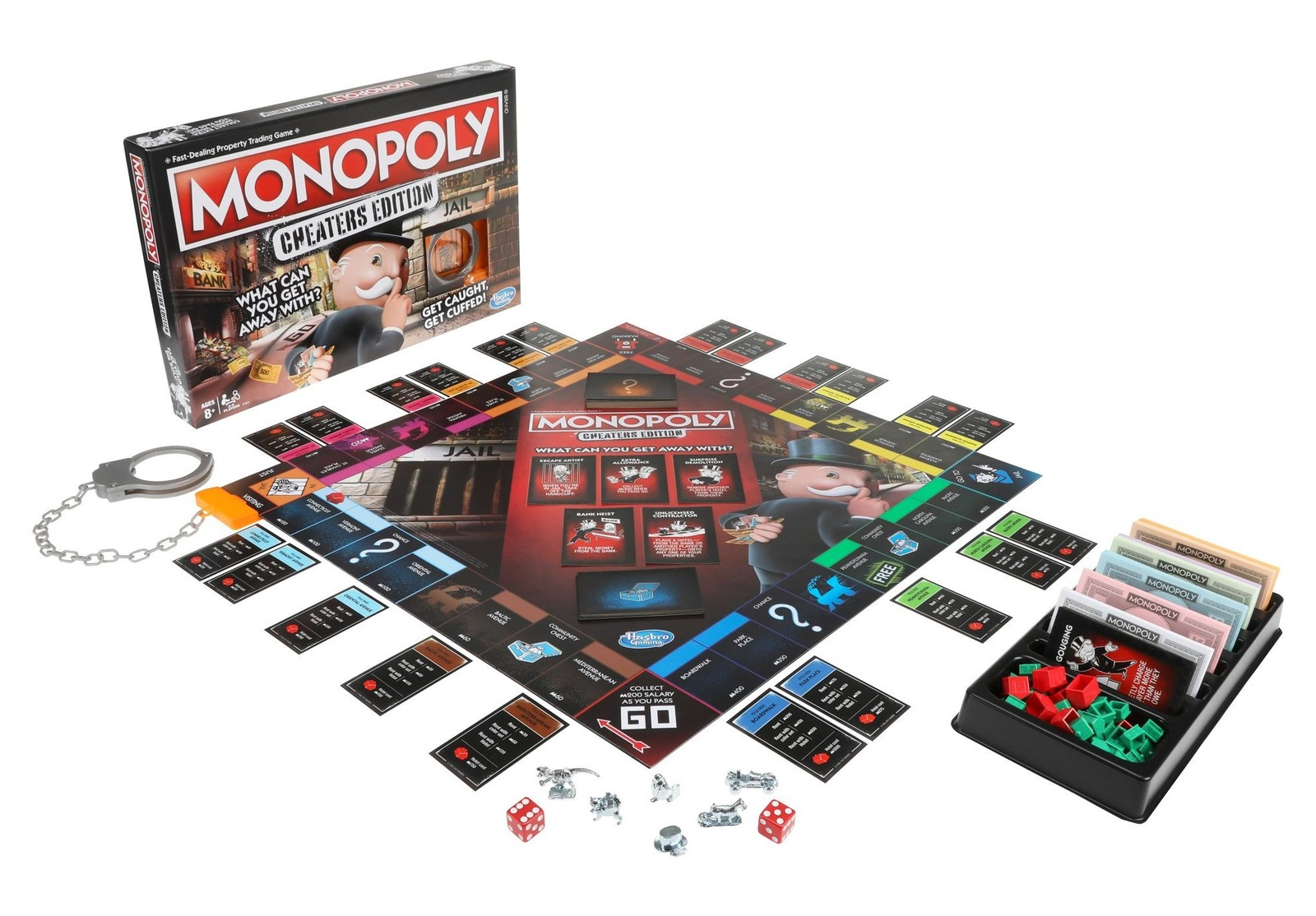Monopoly: Cheaters Edition image