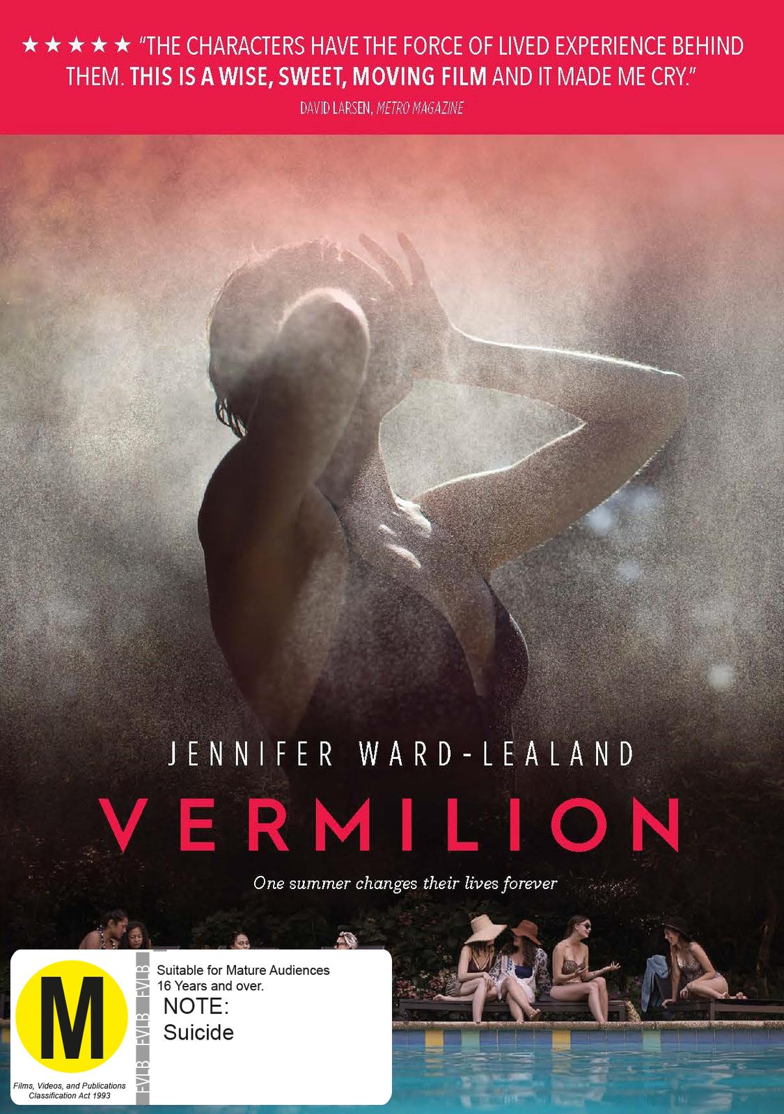 Vermilion on DVD image