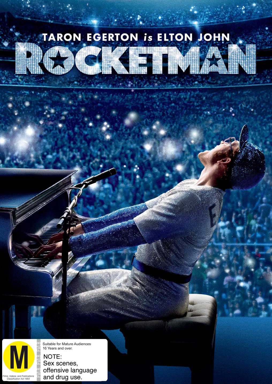 Rocketman on DVD image