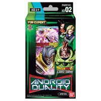 Dragon Ball Super TCG: Series 8 Expert Deck- Malicious Machinations Android Duality image