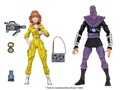TMNT: Action Figure 2-Pack - April O'Neil & Foot Soldier