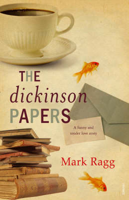The Dickinson Papers by Mark Ragg image