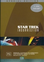 Star Trek - Insurrection Special Edition (2 Disc) on DVD