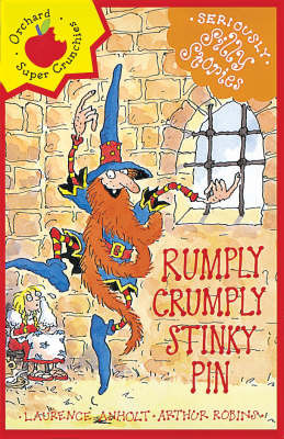 Rumply Krumply Stinky Pin by Laurence Anholt