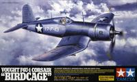 Tamiya Vought F4U-1 Corsair Birdcage 1/32 Model Kit