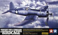 Tamiya Vought F4U-1 Corsair Birdcage 1/32 Model Kit