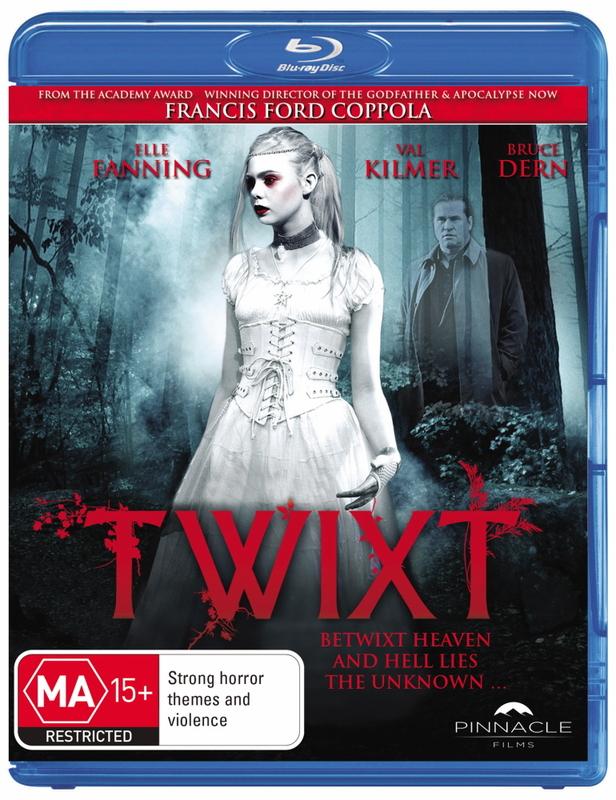 Twixt on Blu-ray
