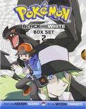 Pokemon Black & White Box Set 2 (Volumes 9-14) by Hidenori Kusaka