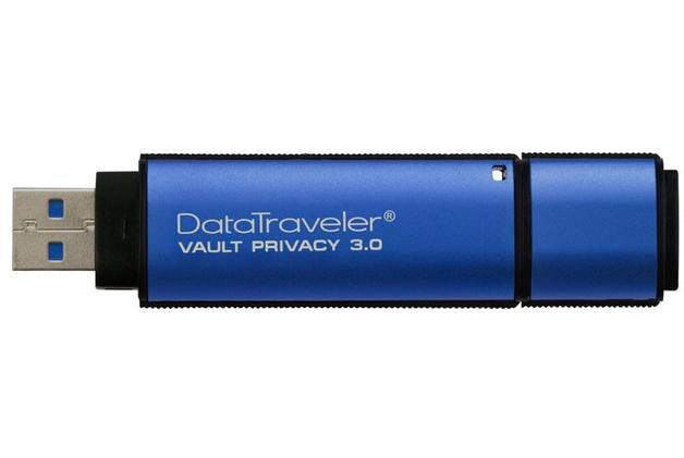 Kingston 32GB DataTraveler Vault Privacy USB 3.0 Flash Drive