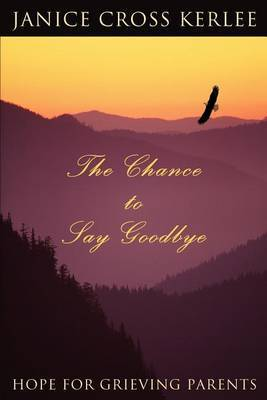 The Chance to Say Goodbye by Janice Cross Kerlee image