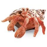 Folkmanis Hand Puppet - Hermit Crab