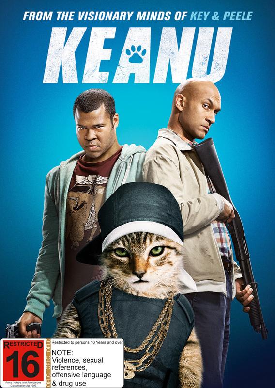 Keanu on DVD