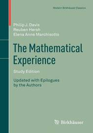 The Mathematical Experience, Study Edition by Philip Davis