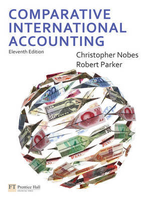 Comparative International Accounting by Chris W. Nobes image