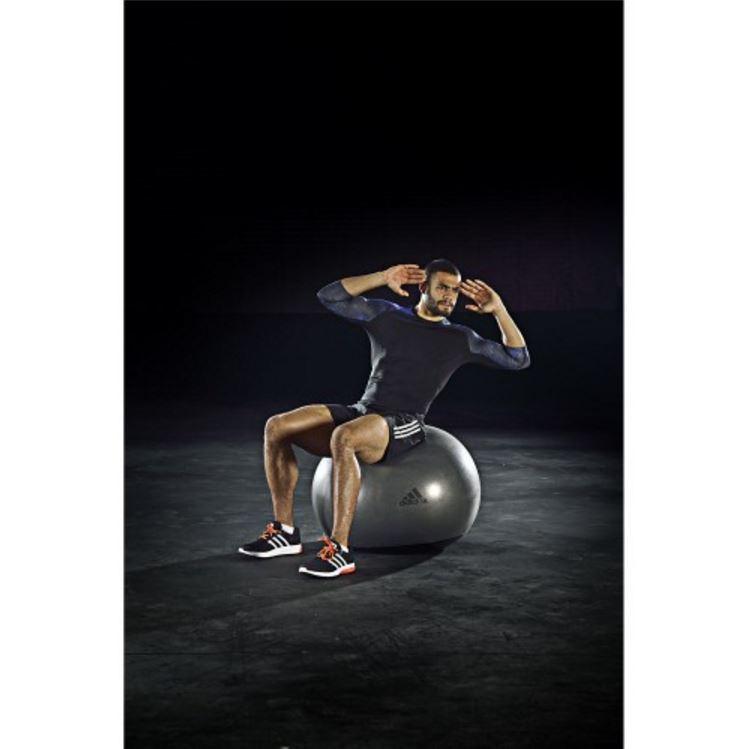 Adidas Stability Gymball - 65cm (Dark Grey) image