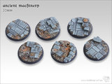 Tabletop-Art: Ancient Machinery Bases - (32mm)
