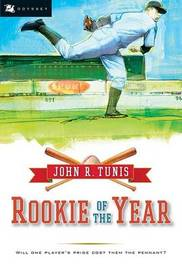 Rookie of the Year by John,R. Tunis